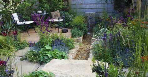 Mein Schöner Garten Gartengestaltung by Naturlicher Bachlauf Garten Databypass Info