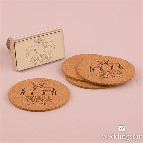 custom rubber sts australia wedding favours australia
