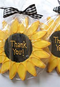 Sunflower Favors by Alena S May 2010