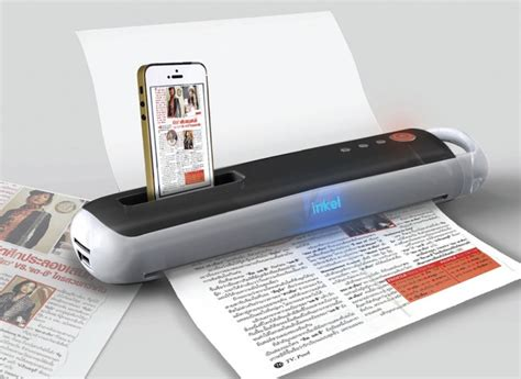 Printer Kecil the smart magic wand printing magic