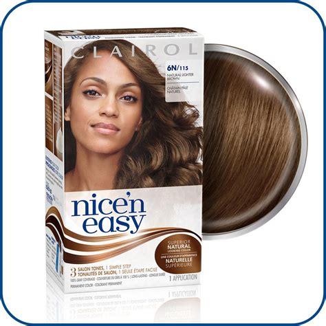 amazon com clairol nice n easy foam hair color 4rb dark amazon com clairol nice n easy hair color 115 6n