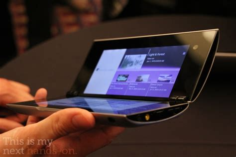 Sony Tablet P 3g Di Indonesia tablet p wi fi 3g sony the verge