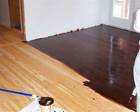 Staining Wood Floors Darker by Staining Hardwood Floors Wood Floors Wood Floors Stain In Uncategorized Style Houses