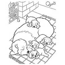 litter of puppies coloring pages puppy coloring pages free printable coloring pages