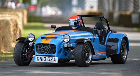 caterham 7 for sale usa caterham seven now officially and legally available in the usa