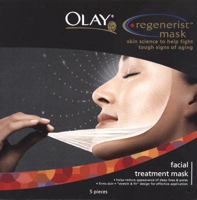 Olay Ritual Malam Anti Aging olay regenerist treatment mask