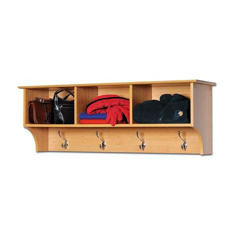 entryway shelves prepac furniture hanging entryway shelf lowe s canada