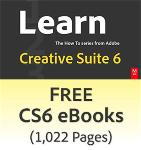 adobe illustrator cs6 book pdf free download free adobe cs6 ebooks download 1 022 pages of new
