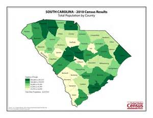 population map of carolina student resources