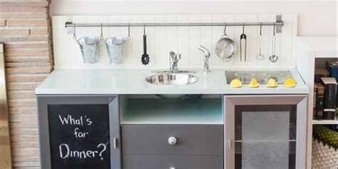 homemade play kitchen ideas 16 diy play kitchen that will provide hours of fun to your