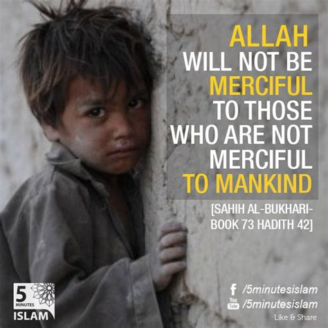 prophet muhammad hair style allah will not be merciful to those who are not merciful