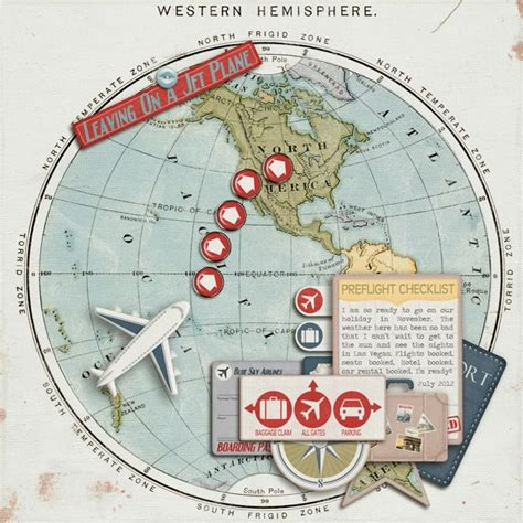 scrapbook layout maps jet plane scrapbook com manic for maps pinterest