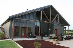 metal building home with epic pool stable 10 hq