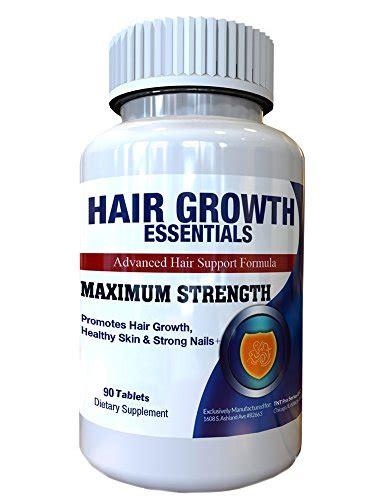 1 supplement for growth vie naturelle hair growth essentials 30 day supply 90