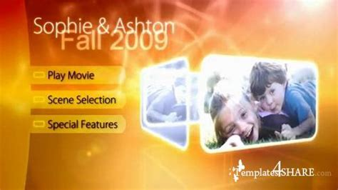 free dvd menu templates for after effects dvd menu 187 templates4share com free web templates