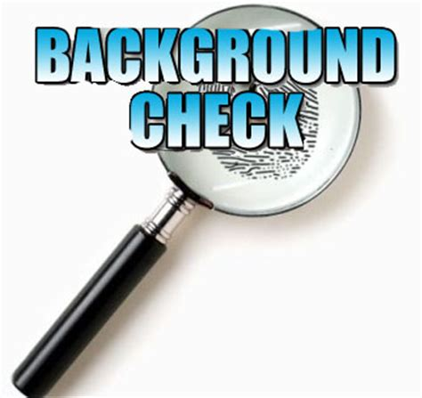 A Record Check Background Check And Criminal Record Investigator Sacramento
