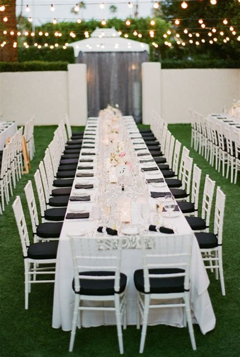 long table wedding outdoor wedding long tables archives weddings romantique