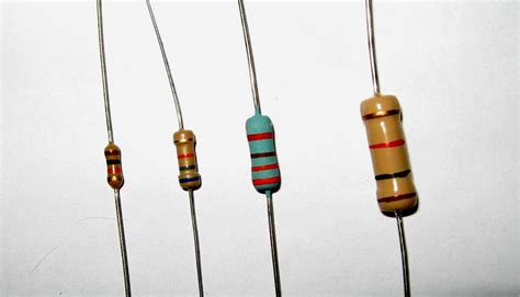 what resistors about resistor types