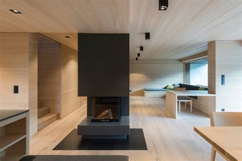 Center Stage Interiors by 4 Sleek Interiors Where Wood Takes Center Stage Interior