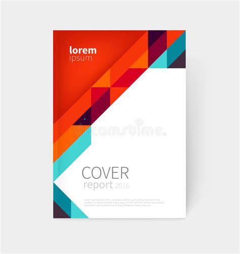 vector line design for cover brochure leaflet flyer poster template cover design