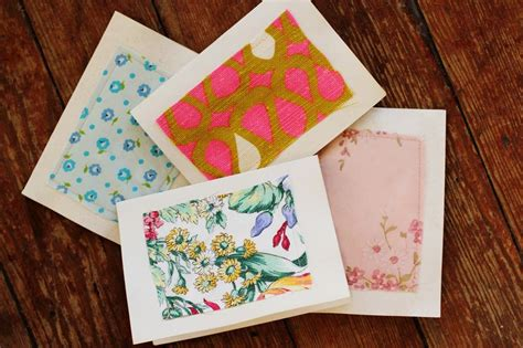 make your own project cards make your own stationery set a beautiful mess
