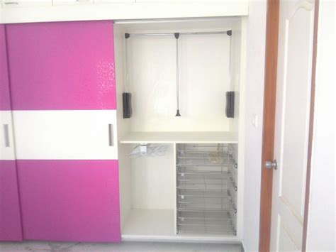 kitchen wardrobe designs two colour combination of wardrobe design