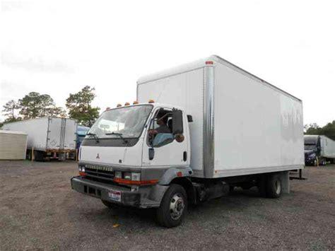 mitsubishi fuso box truck mitsubishi fuso 1997 box trucks