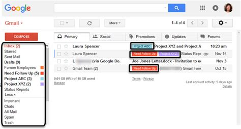 gmail reset labels how to organize your gmail inbox to be more effective