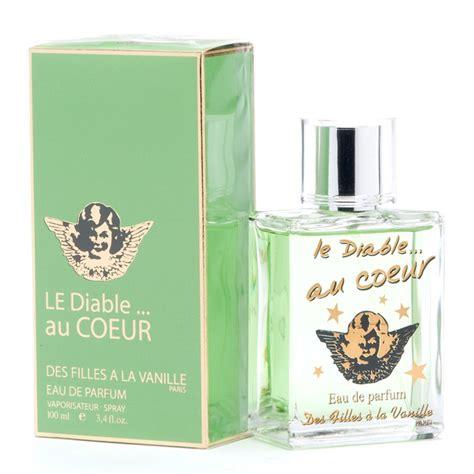 parfum à la vanille le diable au coeur des filles a la vanille parfum un parfum pour femme