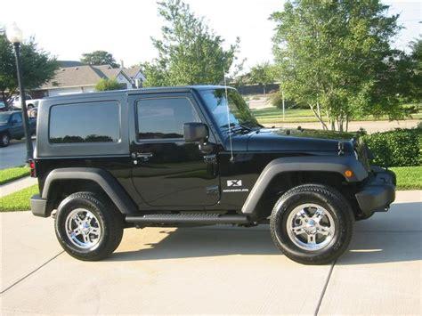 2007 jeep wrangler photos informations articles