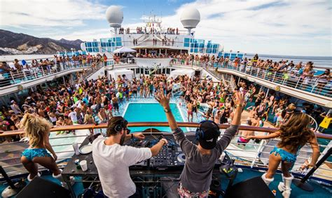 house music cruise 5 underground music cruise festivals you don t want to miss this summer house of