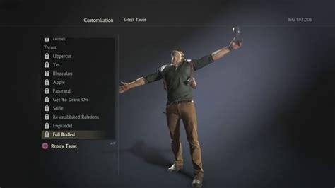 skins all 4 uncharted 4 multiplayer customization all skins hats