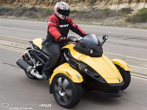 can am motocross bikes 2007 can am spyder photos motorcycle usa