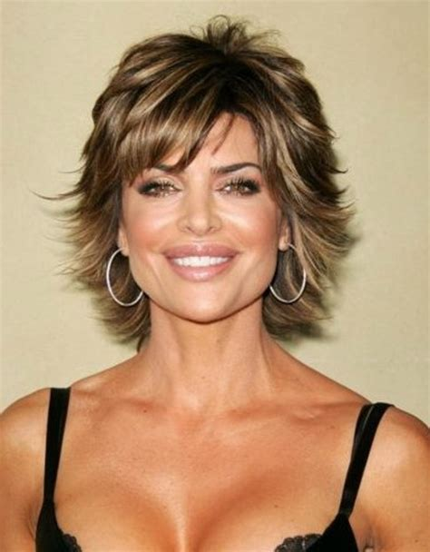 Hip Haircuts For Women Over 40 | trendy short hairstyles for women over 40