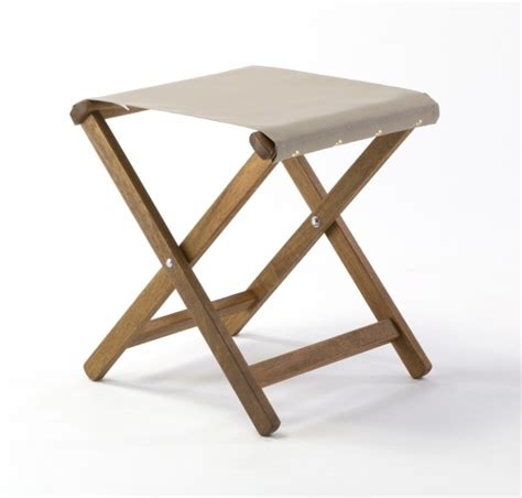 Sturdy Stool by Sturdy Stool Southsea Deckchairs