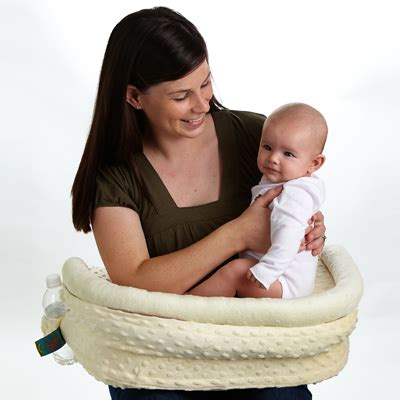 San Diego Bebe Eco Nursing Pillow - san diego bebe 174 eco nursing pillow with privacy cover