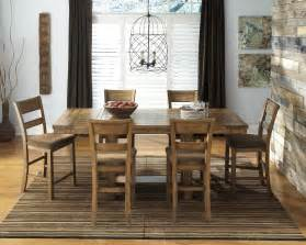 casual dining room sets buy krinden casual dining room set by signature design