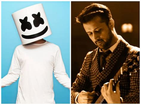 marshmello you and me singer does american dj marshmello want to collaborate with atif
