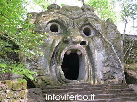 giardini di bomarzo orari parco dei mostri di bomarzo vt informazioni turistiche