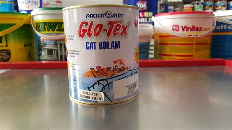 Cat Pelapis Kolam Ikan cat kolam indobeta