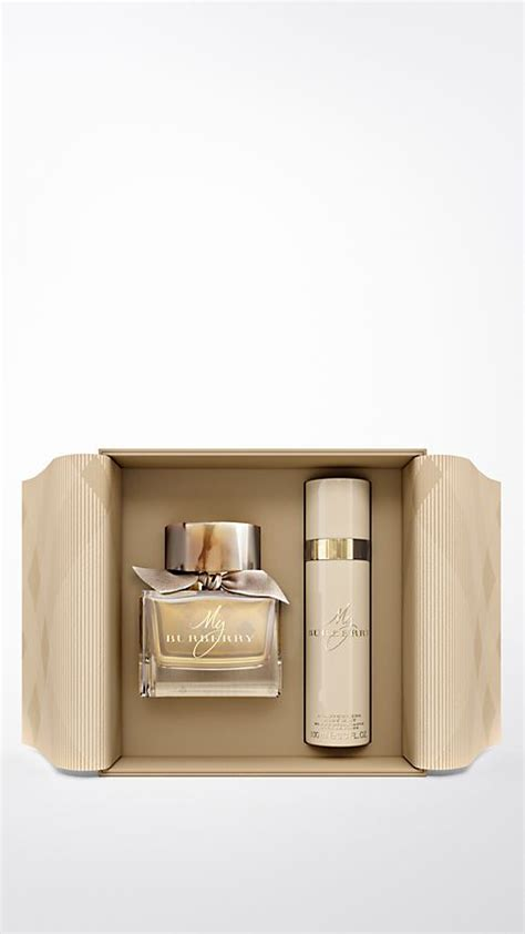 Buberry Set my burberry gift set burberry