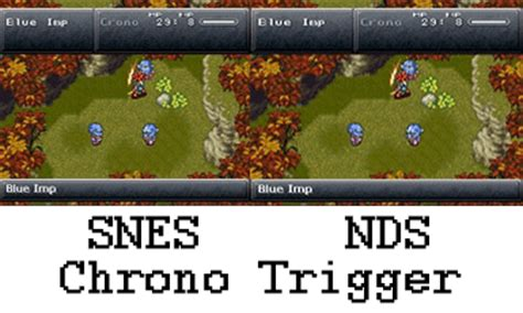 Chrono Trigger Nds Nintendo Ds 8bitdream july 2008