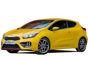 Kia Pro Ceed Kia Pro Cee D Gt Hatchback Review Carbuyer