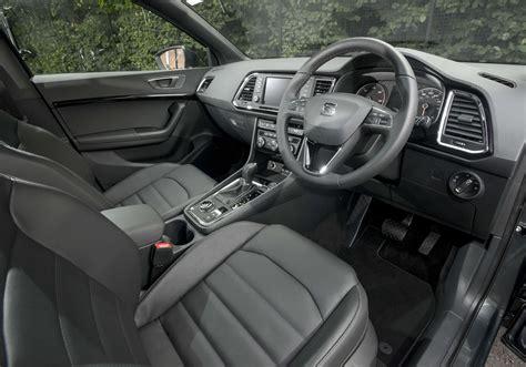 seat ateca interior seat ateca suv review 2016 parkers