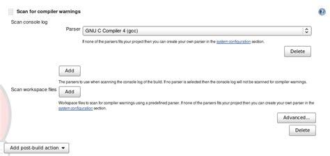jenkins tutorial linux jenkins for c builds