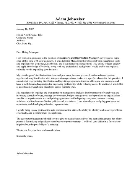 Logistics Management Specialist Cover Letter by Logistics Management Cover Letter Free Templates For Invitations Birthday Tenancy Inventory Template