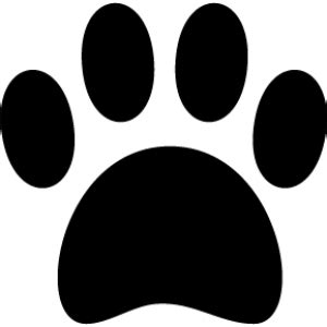 Silhouette Design Store View Design 2189 Paw Print Paw Print Silhouette