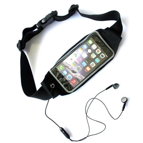 Waterproff Hp 1 waterproof sports belt with touchscreen for smartphone 4 7