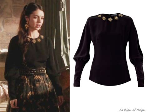 Blouse Kenna 1 the cw s fashion style