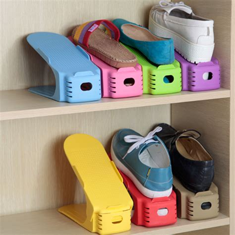 Shoes Rack 10tingkat aliexpress buy simple one shoe rack shoe stereo storage creative high quality